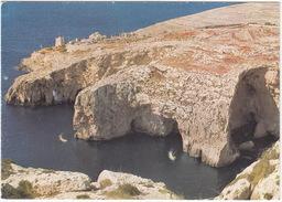 Wied Iz-Zurrieq - Blue Grotto - (Malta) - Malta