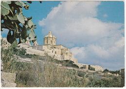 Mdina - Cathedral, Bastion - (Malta) - Malta