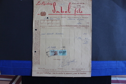 Fac-19 / Verviers - Les Papeteries ( SAFIMI )  Sabel & Fils / 1970 - Imprimerie & Papeterie