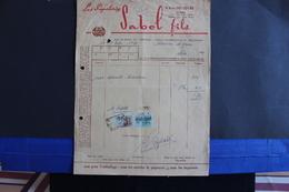 Fac-19 / Verviers - Les Papeteries ( SAFIMI )  Sabel & Fils / 1970 - Printing & Stationeries