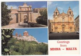 City Of Mdina - Multiview - (Malta) - Malta