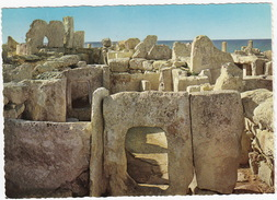 Hagar Qim  - (Malta) - Malta