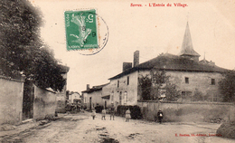 Meurthe Et Moselle : Serres : Entrée Du Village - Autres Communes
