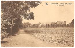 La Louvière - Institut St. Joseph - Vue Du Potager - La Louvière