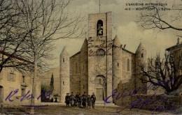 07 MONTPEZAT  L'Eglise - Autres Communes