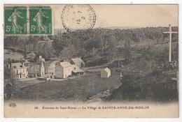 22 - Le Village De SAINTE-ANNE-DU-HOULIN - Environs De Saint-Brieuc - ELD 68 - France