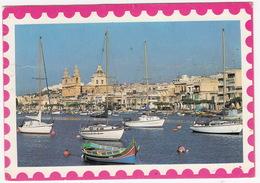 Msida Creek - Yachts - (Malta) - Malta