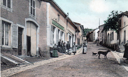 Meurthe Et Moselle : Domgermain : Rue Jean Rue - Autres Communes