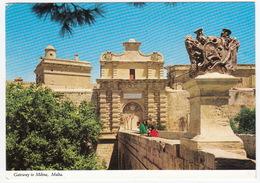 Gateway To Mdina  - (Malta) - Malta