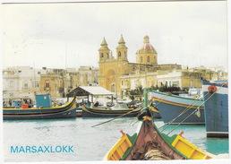 Marsaxlokk - Fishing Port  - (Malta) - Malta