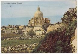 Gozo - Xewkija Church - (Malta) - Malta