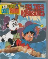 Aventuras Del Osito Panda Numero 05: Los Tres Robinsones - Libros, Revistas, Cómics