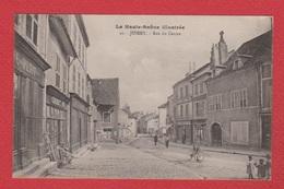 Jussey  --  Rue Du Centre - Autres Communes