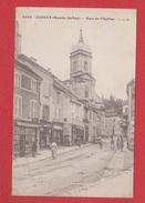Jussey  --  Rue De L Eglise - Autres Communes