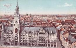 München - Rathaus (348) * 19. 8. 1913 - München