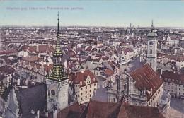 München Gegen Osten Vom Petersturm Aus Gesehen (38) * 1909 * 5. 9. 1913 - München