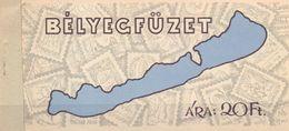 Ungarn Markenheftchen 1 Gest. - Ansehen!!