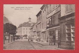 Héricourt --  Grande Rue Et La Poste - France