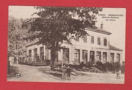 Héricourt --  La Gare - Andere Gemeenten