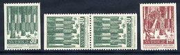SWEDEN 1959 Forestry  Administration Complete Set MNH / **  Michel 451-52 - Sweden