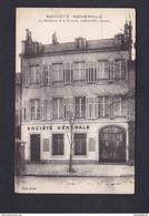 Peu Courante Bar Le Duc (55) - Societe Generale ( Banque 25 Boulevard De La Rochelle Photo Rettet) - Bar Le Duc