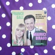 45 TOURS  FRANCE GALL  ET MAURICE BIRAUD    LA PETITE  BIEM  437.317 - Vinyles