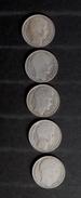 10 Fr Argent--1929-1930-1932-1933-1934-Port à 1.46e - K. 10 Francs