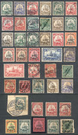 Lot Of Interesting Stamps, Fine General Quality! - Unclassified