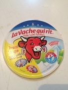 ETIQUETTE LA VACHE QUI RIT- (jeu De La Toupie) - Fromage