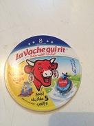 ETIQUETTE LA VACHE QUI RIT- (jeu ) - Fromage