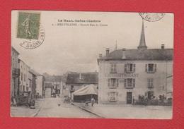 Aillevillers -  Grande Rue Du Centre - Autres Communes