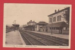 Aillevillers -  La Gare - Autres Communes