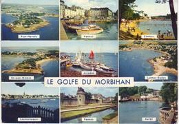 (56). Le Golfe Du Morbihan & Souvenir Des Grands Calvaires & Arradon - Unclassified