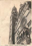 CREMONA - INSOLITA PUBBLICITARIA Fiera Arte Antica E Pittura ´800 (vedi Retro Pre-compilato) VIAGGIATA 1939 - (rif. M07) - Cremona