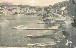 CPSM Sanary Sur Mer-La Gorguette-Petit Port Chez L'Abricot    L2311 - Sanary-sur-Mer