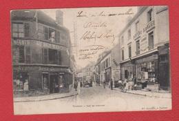 Tournan  --   Rue De Provins - Tournan En Brie