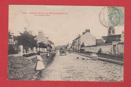 St Jean Les Deux Jumeaux -- La Grande Rue - Sonstige Gemeinden