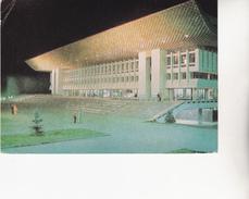 CPSM/gf  ALMA ATA. Russie.  Convention Center Lénine.  ...D670 - Russie