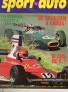 REVUE SPORT AUTO - VOITURE- FEVRIER 1976- N° 169- BRABHAM A LAUDA- F1- BONNEVILLE LAC SALE-PIKE'S PEAK- MONTE CARLO- - Auto