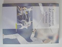 OFFERTA - FOLDER ANNO 2003 - CAMPIONATI DEL MONDO DI SCHERMA - COMPLETO IN PERFETTO STATO DI CONSERVAZIONE - Folder