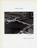1949 - Iconographie Documentaire -  Clairac (Lot-et-Garonne) - Vue Aérienne Du Pont -  FRANCO DE PORT - Zonder Classificatie