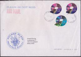 Letter From Pitcairn Islands  28 Oct 2003 - Pitcairn Islands