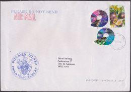Letter From Pitcairn Islands  19 Dec 2003 - Pitcairn Islands