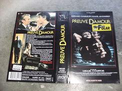 """Rare Film : """" Preuve D'amour """" - Krimis & Thriller"""