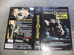 "Rare Film : "" Preuve D'amour "" - Crime"