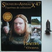 Figurine Le Seigneur Des Anneaux N°47 / HAMA A EDORAS - Lord Of The Rings
