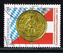 Österreich 2012, Michel# 3018 O Bavarian-Upper Austrian Provincial Exhibition - 2011-... Gebraucht