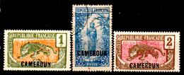 Camerun-0009 - 1921 (++/o) MNH\ - Cameroun (1915-1959)