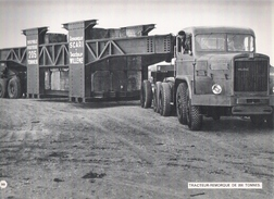 SCAR WILLEME Tracteur Remorque - Non Classificati