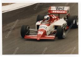 ZAKSPEED 841 - PILOTA JONATHAN PALMER -  FOTO ORIGINALE DEL 1985 (FORMULA 1) - Automobile - F1